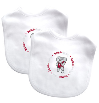 Alabama 2-Pack Bibs