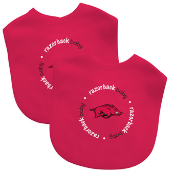 Arkansas 2-Pack Bibs