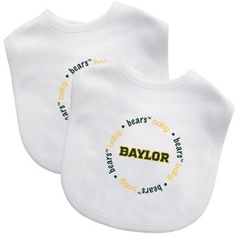 Baylor 2-Pack Bibs