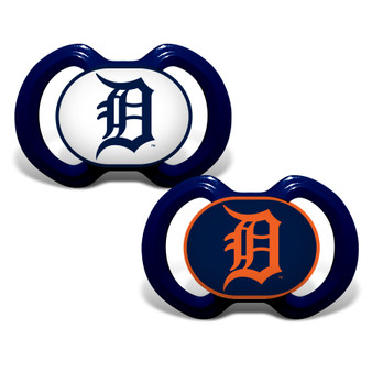 Detroit Tigers 2-Pack Pacifier