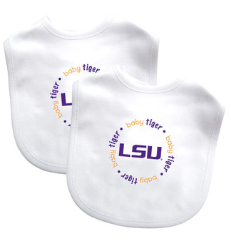 Louisiana State 2-Pack Bibs