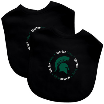 Michigan State 2-Pack Bibs