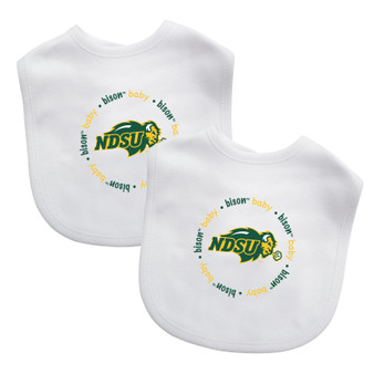 North Dakota State 2-Pack Bibs