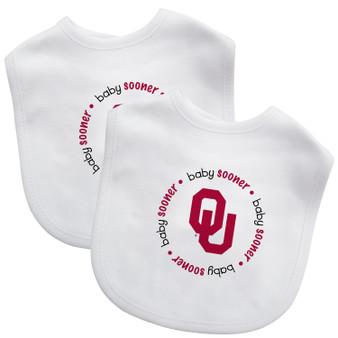 Oklahoma 2-Pack Bibs