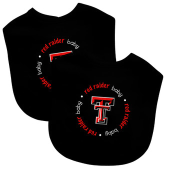 Texas Tech 2-Pack Bibs