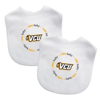 Virginia Commonwealth 2-Pack Bibs