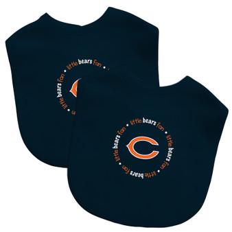 Chicago Bears 2-Pack Bibs