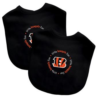 Cincinnati Bengals 2-Pack Bibs