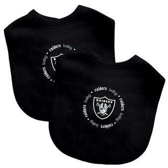 Raiders 2-Pack Bibs