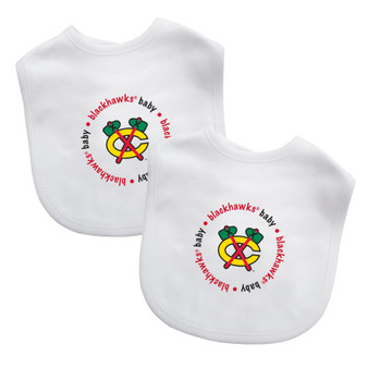 Chicago Blackhawks 2-Pack Bibs