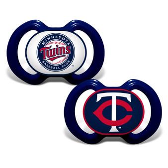Minnesota Twins 2-Pack Pacifier