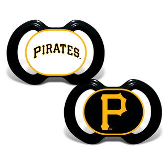 Pittsburgh Pirates 2-Pack Pacifier