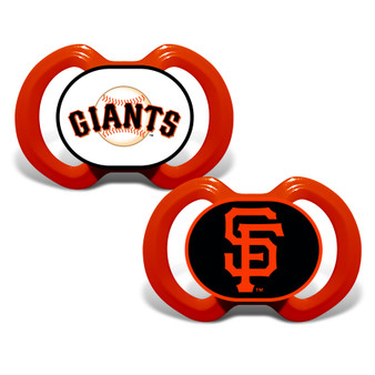 San Francisco Giants 2-Pack Pacifier