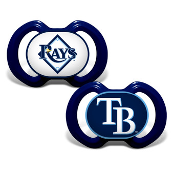 Tampa Bay Rays 2-Pack Pacifier