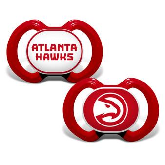 Atlanta Hawks 2-Pack Pacifier