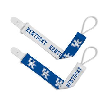 Kentucky 2-Pack Pacifier Clips