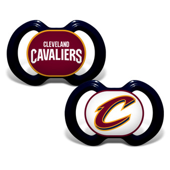 Cleveland Cavaliers 2-Pack Pacifier