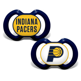 Indiana Pacers 2-Pack Pacifier