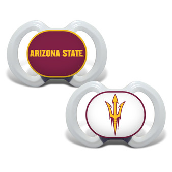 Arizona State 2-Pack Pacifier