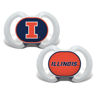 Illinois 2-Pack Pacifier
