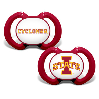 Iowa State 2-Pack Pacifier