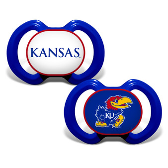 Kansas 2-Pack Pacifier