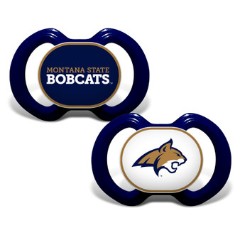Montana State 2-Pack Pacifier