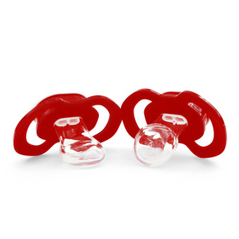 Baby Fanatic NFL Atlanta Falcons 2-Pack Pacifiers