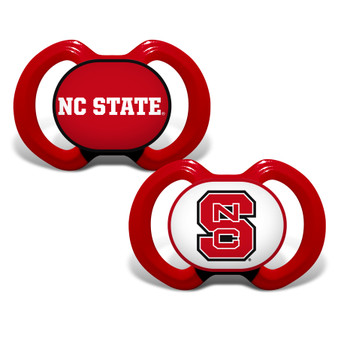 North Carolina State 2-Pack Pacifier