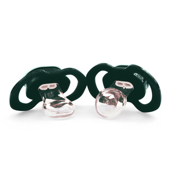 Baby Fanatic NFL Green Bay Packers 2-Pack Pacifiers
