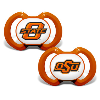 Oklahoma State 2-Pack Pacifier