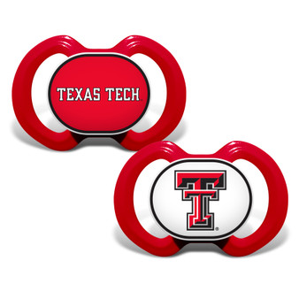 Texas Tech 2-Pack Pacifier