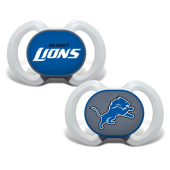 Detroit Lions 2-Pack Pacifier