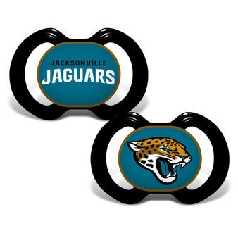 Jacksonville Jaguars 2-Pack Pacifier