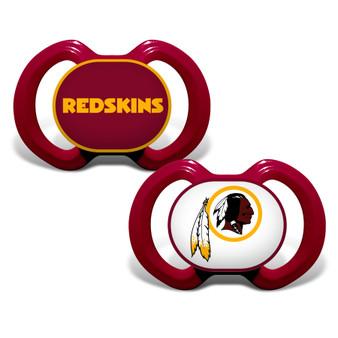 Washington Redskins 2-Pack Pacifier