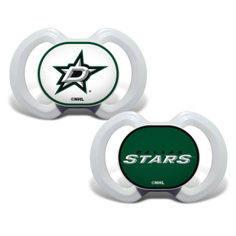 Dallas Stars 2-Pack Pacifier