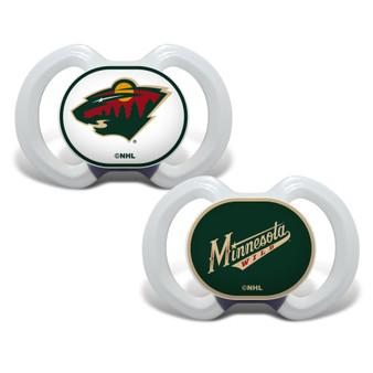Minnesota Wild 2-Pack Pacifier
