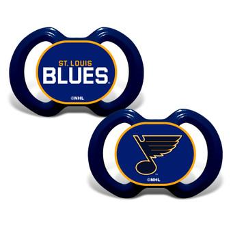 St. Louis Blues 2-Pack Pacifier