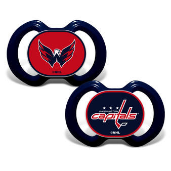Washington Capitals 2-Pack Pacifier