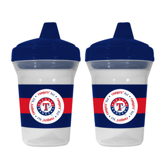 Texas Rangers 2-Pack Sippy Cup