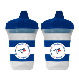 Toronto Blue Jays 2-Pack Sippy Cup