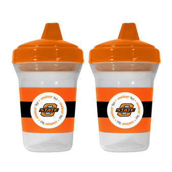 Oklahoma State 2-Pack Sippy Cup