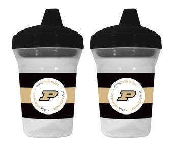 Purdue 2-Pack Sippy Cup