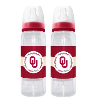 Oklahoma Baby Bottle 2-Pack