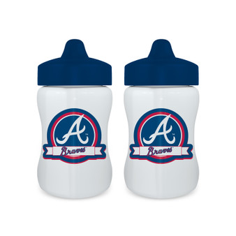 Atlanta Braves Sippy Cup 2-Pack