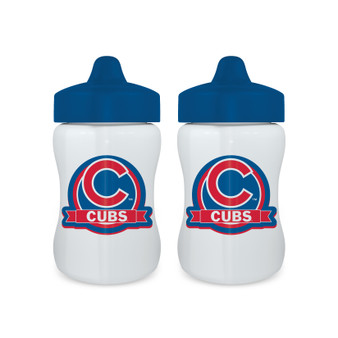 Chicago Cubs Sippy Cup 2-Pack