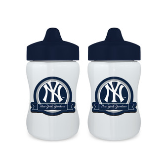 New York Yankees Sippy Cup 2-Pack