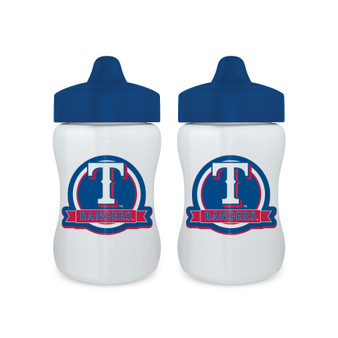 Texas Rangers Sippy Cup 2-Pack