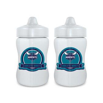 Charlotte Hornets Sippy Cup 2-Pack