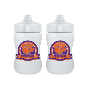 Clemson Sippy Cup 2-Pack